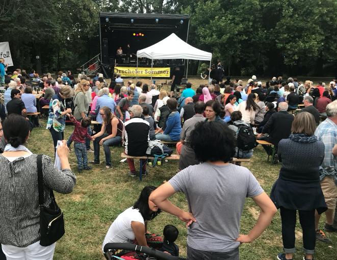 Begegnungsfest Oberursel 2018