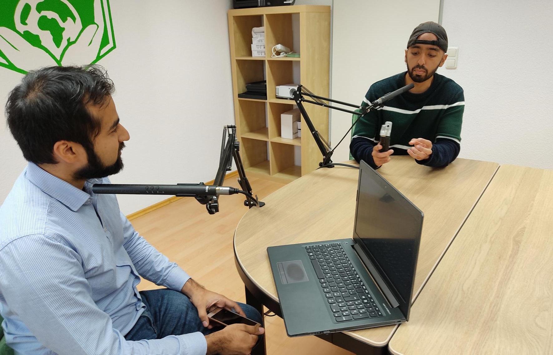 Podcast: Miteinander, Füreinander