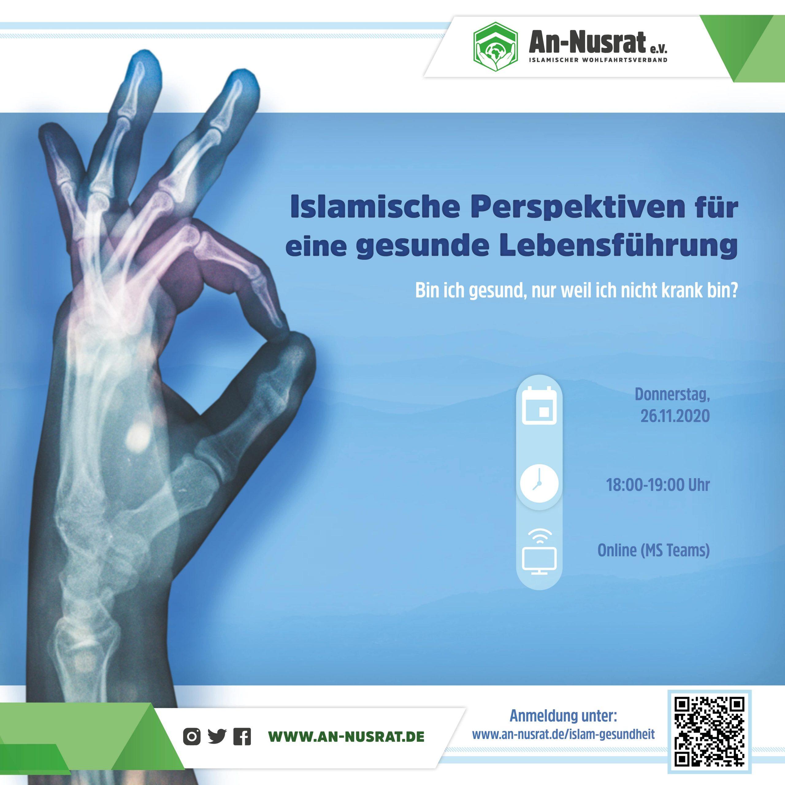 Islam und Gesundheit: Islamische Perspektiven für eine gesunde Lebensführung